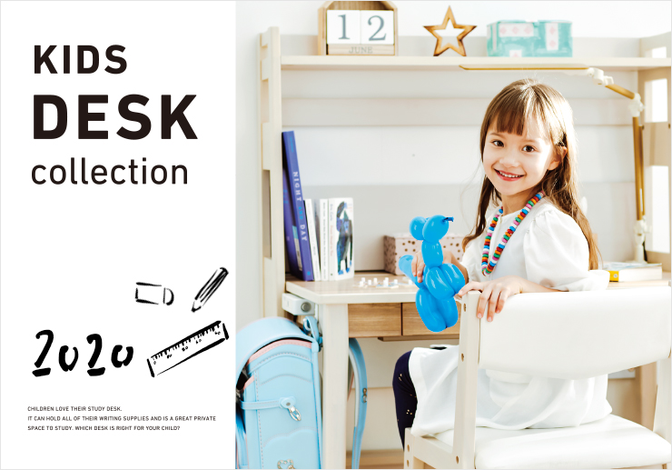 KIDS DESK COLLECTION